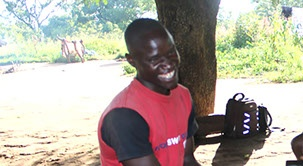Read more about the article Former child soldier makes peace with self and family