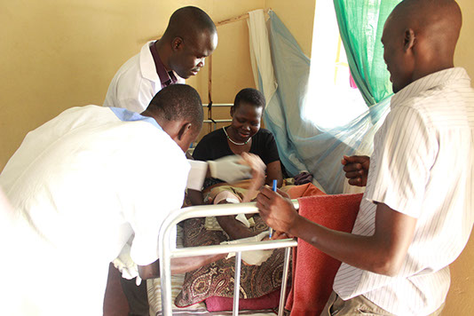 AYINET Scales up Medical and Psycho-Social Rehabilitation for War Victims in the Greater Northern Uganda