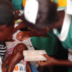 Ayinet and rotary club health camps